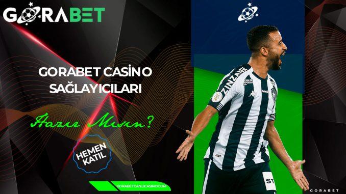 Gorabet Casino Sağlayıcıları