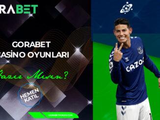 Gorabet casino oyunları