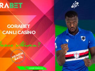 gorabet Canlı Casino